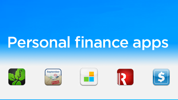 Manage expenses with personal finance apps