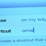 Save time with keyboard shortcuts