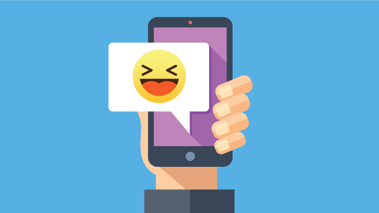 Using emojis in client communication